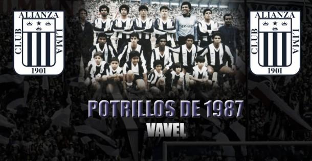 Alianza Lima: recordando a los 'potrillos' del 87'