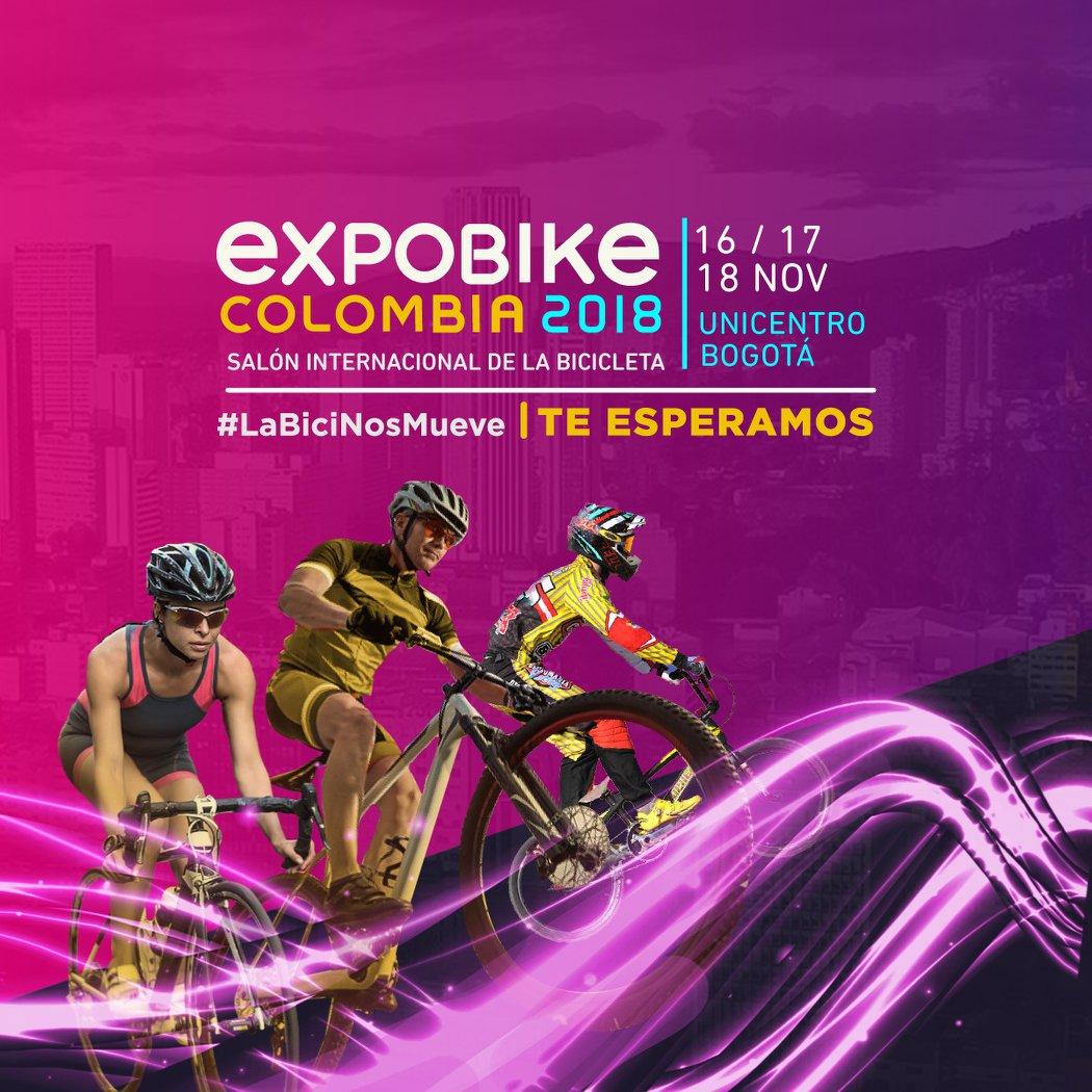 Llega la Quinta edición de EXpoBike al país