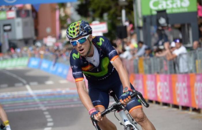 Giro: Kruijswijk intouchable,Valverde s'offre l'étape