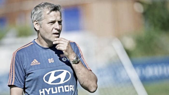 """Bruno Genesio: """"Necesitamos confirmar esta recuperación de forma y redescubrir nuestra confianza"""""""