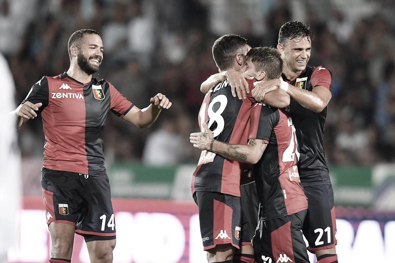 Genoa supera Fiorentina e quebra seca de vitórias na Serie A