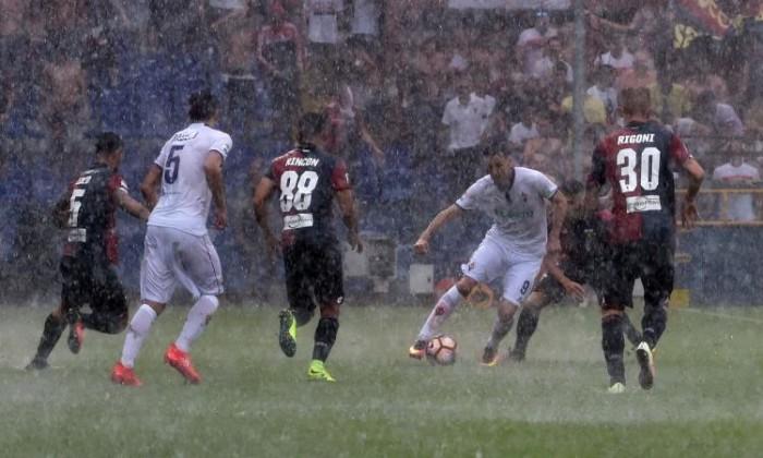 Genoa - Fiorentina, recupero Serie A 2016/17 (1-0): decide Lazovic, non basta la reazione ai viola