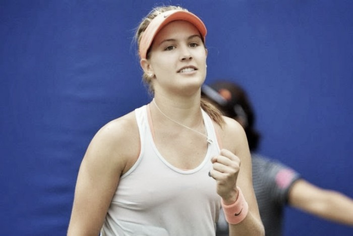 WTA Hobart: la finale sarà Bouchard - Cornet