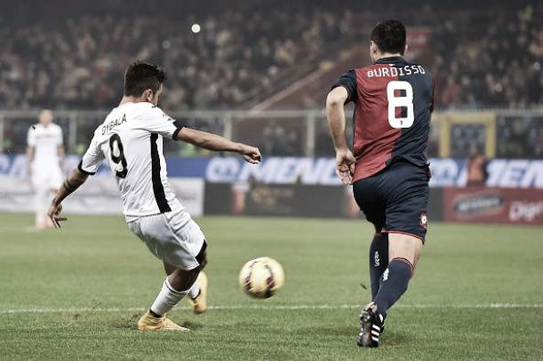 VIDEO Genoa - Palermo, botta e risposta