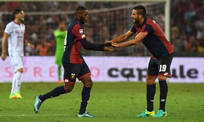 Serie A, il Genoa non si ferma, Crotone spazzato via 3-1
