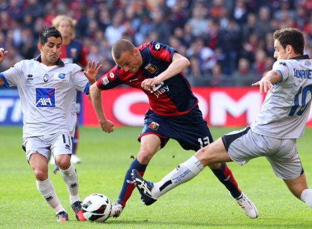 Live Genoa - Atalanta in Serie A