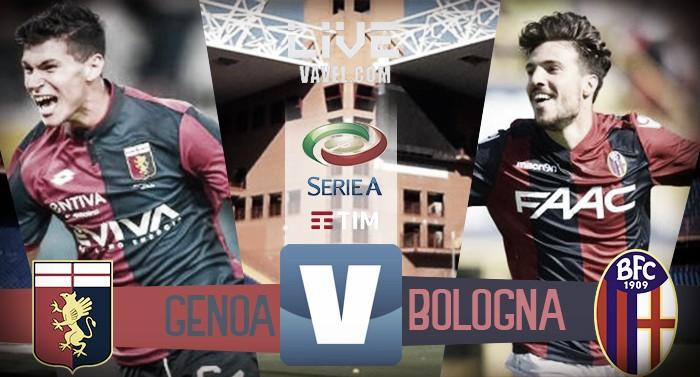 Risultato Genoa - Bologna in diretta, LIVE Serie A 2017/18 - Palacio! (0-1)