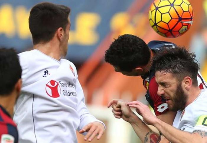 Serie A, Genoa e Fiorentina non si fanno male: 0-0 al Ferraris