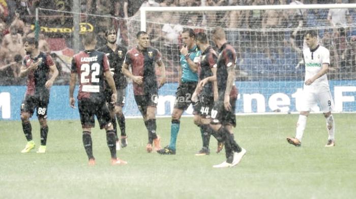 Serie A: il Genoa è pronto a recuperare la terza giornata