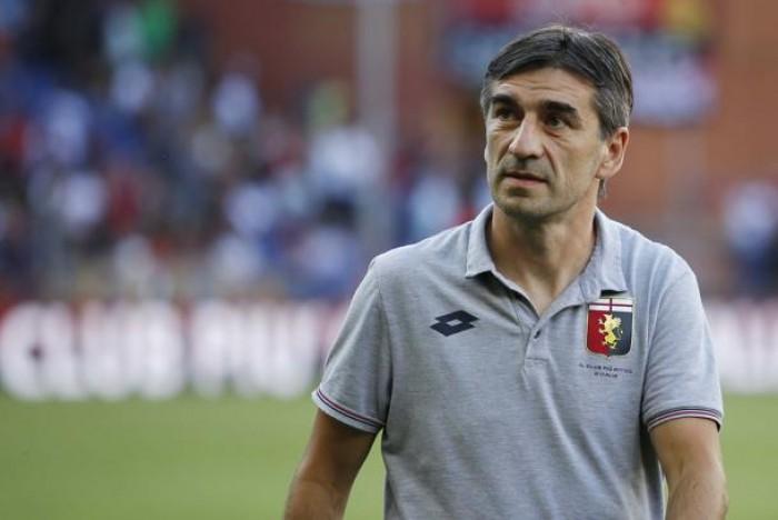 """Genoa, Juric: """"Dobbiamo mantenere la concentrazione e non cadere in errori"""""""