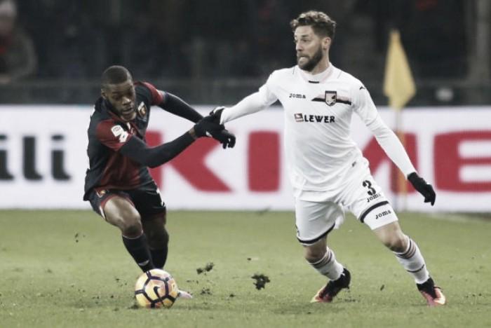 Serie A - Il Genoa a Palermo in cerca della salvezza