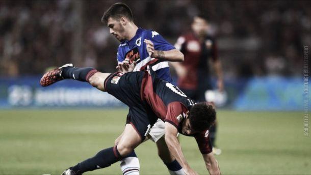Diretta partita Sampdoria - Genoa, risultati Live Serie A (1-1)