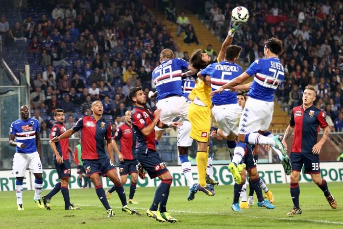 A Genova risplende la lanterna: è Sampdoria-Genoa
