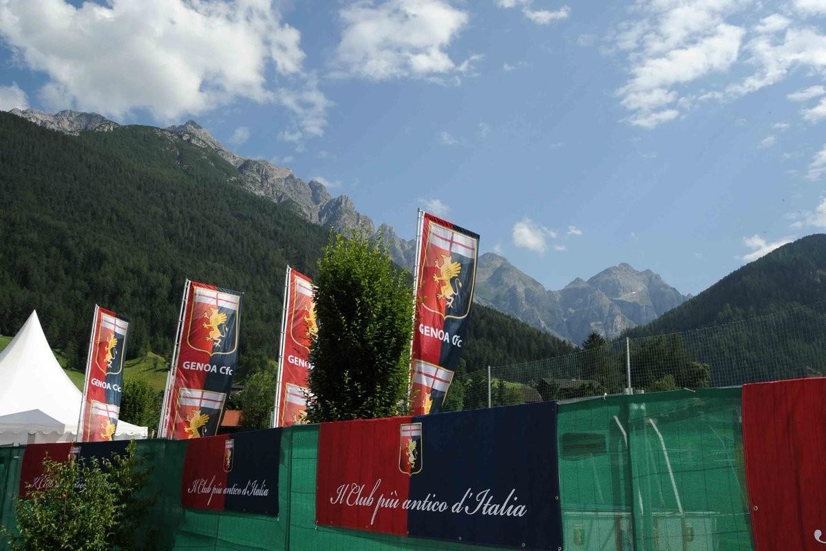 Genoa: nessun festeggiamento per l'anniversario del club, Piatek è ormai una certezza