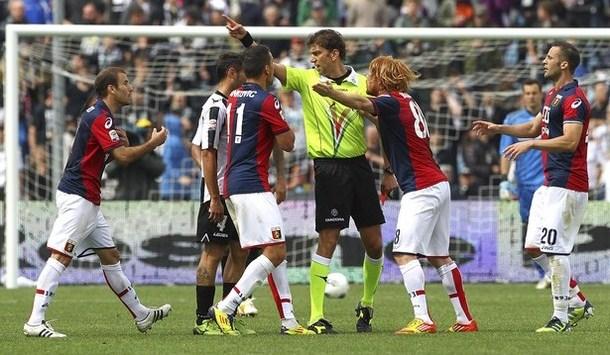 Il Genoa sul derby che scotta