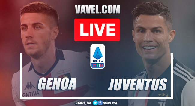 Genoa vs Juventus: Goals and Highlights from Juventus' 3-1 victory over Genoa.