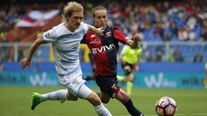 Genoa-Lazio, formazioni ufficiali: Juric schiera Centurion e Zukanovic, Murgia titolare nei capitolini