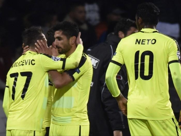 Europa League, a Braga vince l'equilibrio: 1-1 tra Sporting e Gent