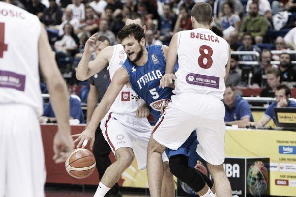 L'Italia riassapora la sconfitta, Serbia a punteggio pieno