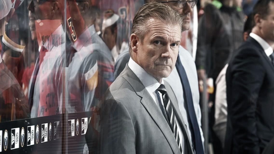 Ward nombrado entrenador de los Flames