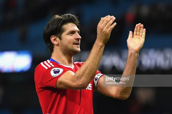 Middlesbrough dealt further George Friend injury blow