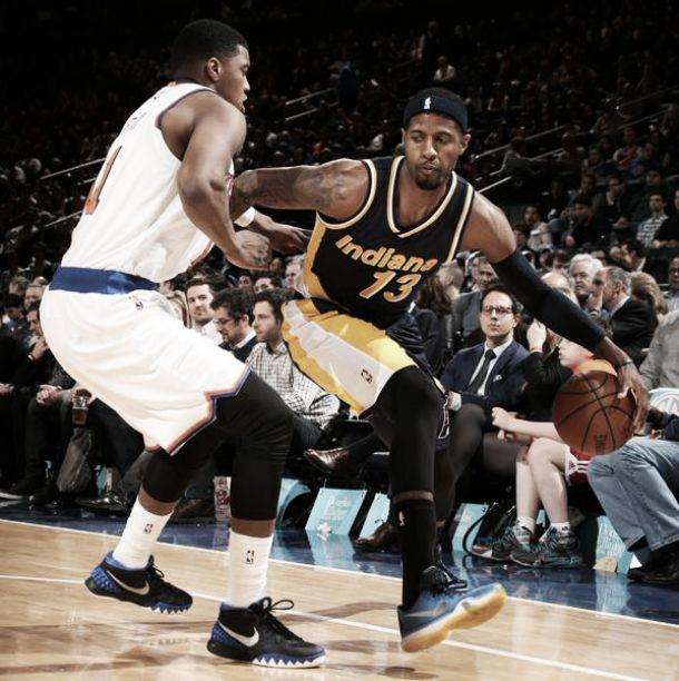 I Pacers lanciano la volata playoff: battuti i Knicks 102-86