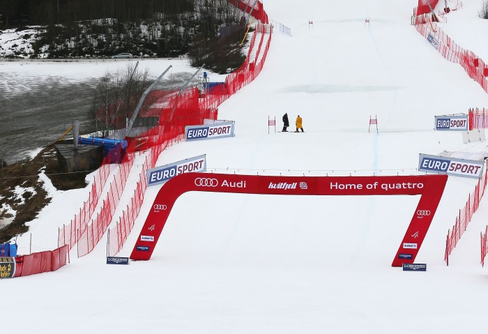Alpine Skiing: Men's Penultimate Speed Races in Kvitfjell