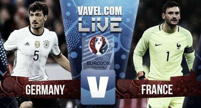 Probabili formazioni della semifinale Germania-Francia: in campo a Marsiglia