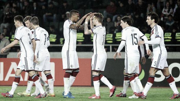 Germania - Georgia 2-1: i tedeschi chiudono primi nel proprio girone