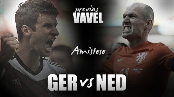 Germany - Netherlands Preview: World Champions heavy favourites against out of form Dutch side