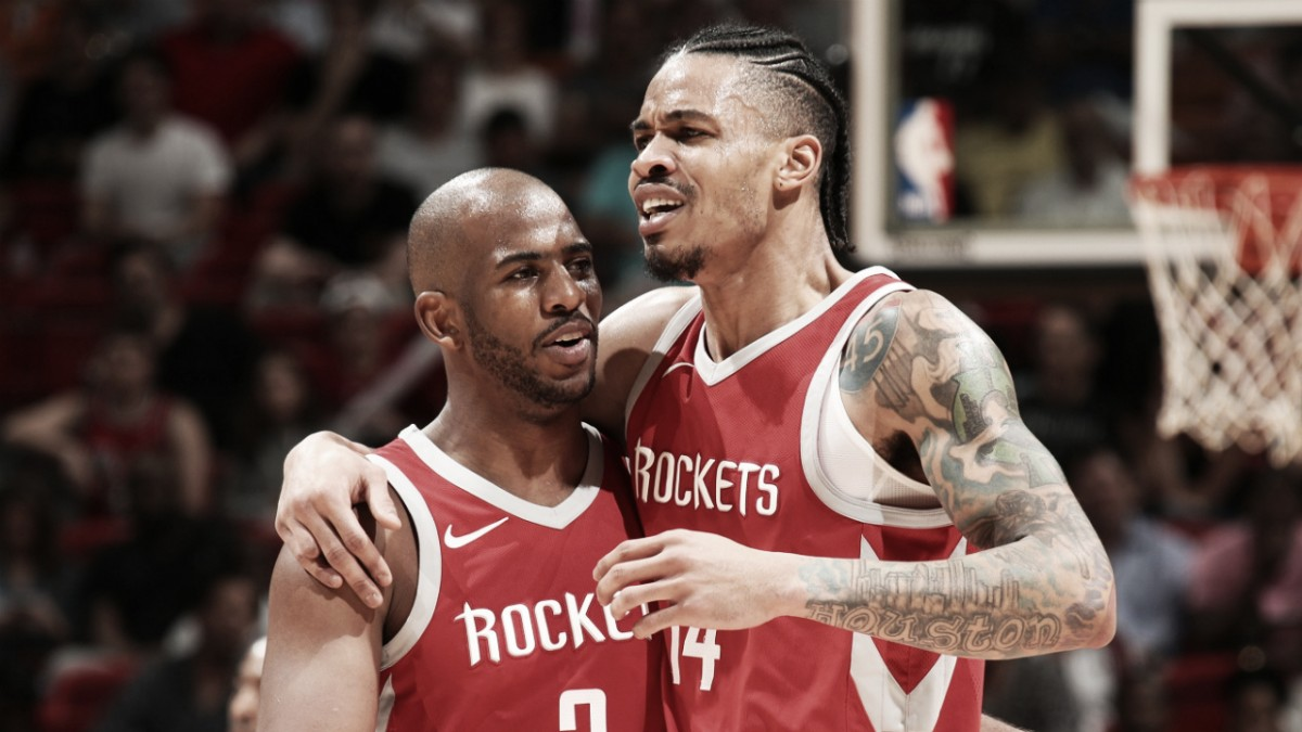 Houston Rockets keep Chris Paul and Gerald Green