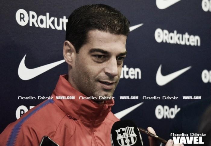 """Gerard López: """"Ganamos una vez y en casa podemos volver a hacerlo"""""""