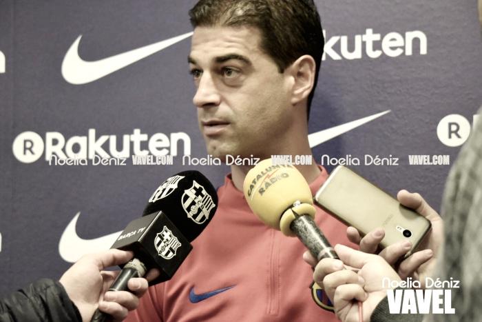 """Gerard López: """"Estamos cerca de enganchar una buena racha"""""""
