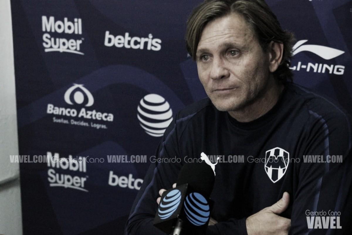 Claudio Arzeno: ''Tenemos que mejorar en el manejo del partido''