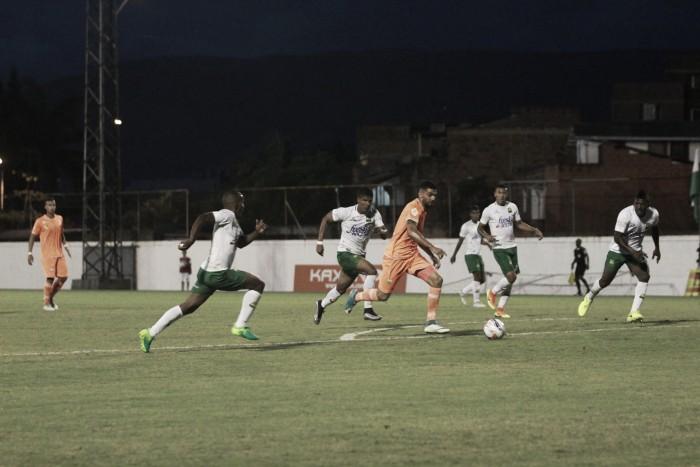 """Gerardo Jiménez: """"Hemos dado un buen fútbol y los goles llegarán pronto"""""""