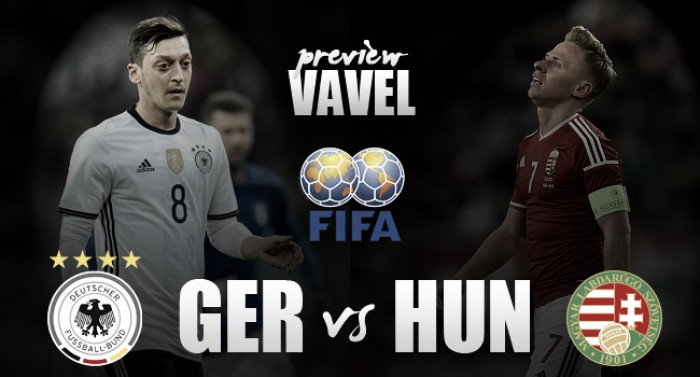 Germany - Hungary preview: Can the Germans end their awful run of friendly results?
