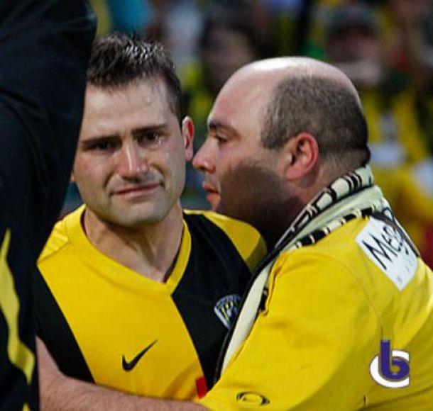 Las lágrimas de Germán