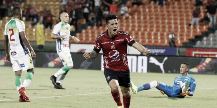 El Independiente Medellín se mostró poderoso en su inicio de Liga