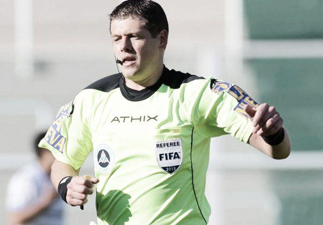 Ya se conoce el árbitro para Godoy Cruz - Gimnasia