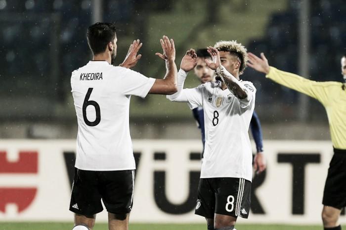 Qualificazioni Russia 2018 - Il ciclone Germania si abbatte su San Marino (0-8)