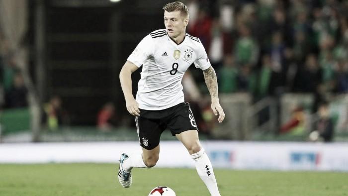 Germania, Kroos lascia il ritiro. Domani toccherà a Leno, Can e Sané
