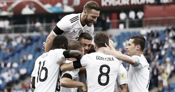 Confederations Cup: il Portogallo stritola la Nuova Zelanda e vola in semifinale
