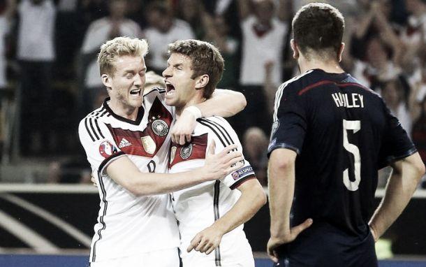 Qualificazioni Euro 2016: la Germania di Low alla prova scozzese