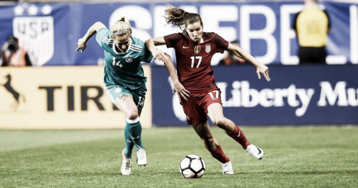 England defeat USWNT on American soil for the first time in history