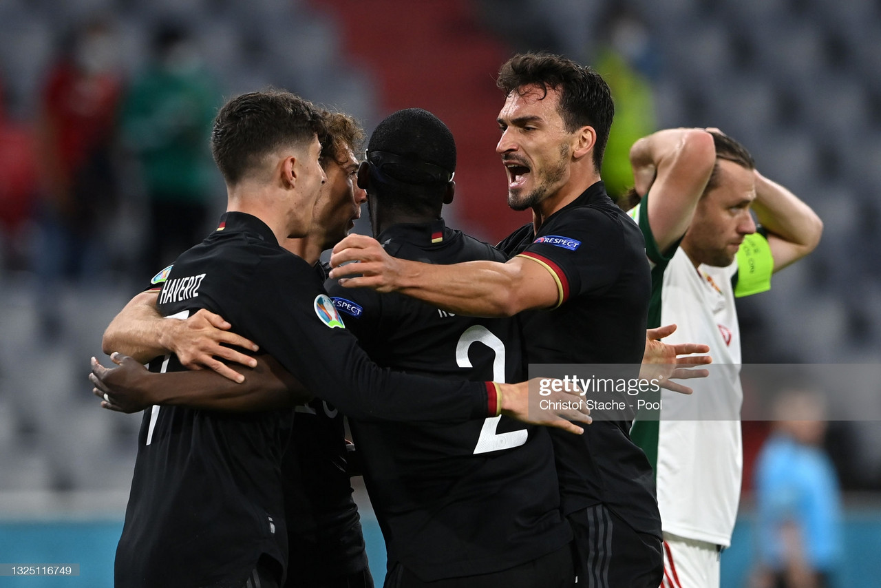 Germany 2-2 Hungary: Goretzka's late strike saves Germany from Hungarian defeat and Euro 2020 knockout