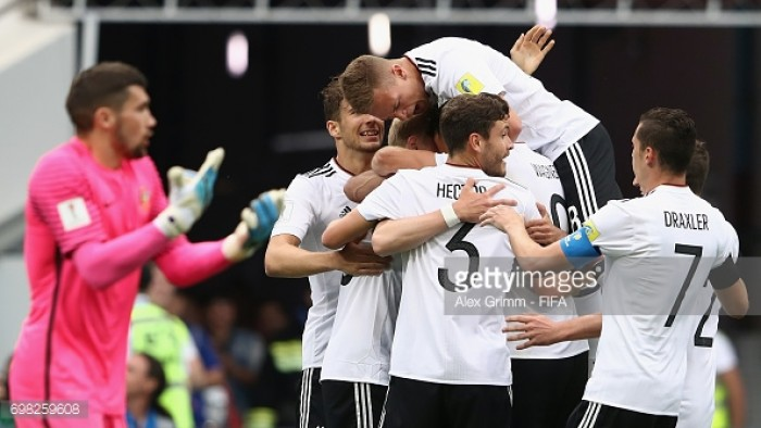 Germany vs Chile Preview: Top spot at stack in Group B