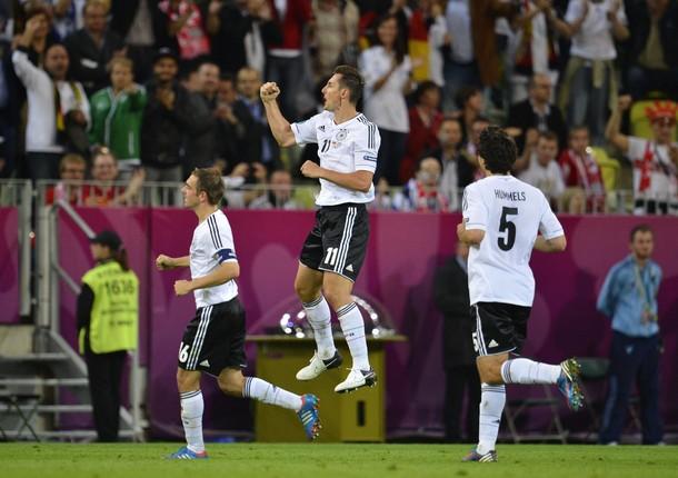 L'Allemagne plus que jamais favorite de cet Euro