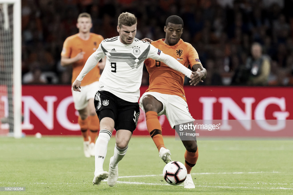 Resumen Alemania 2-2 Holanda en UEFA Nations League 2018