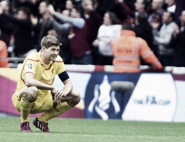 Liverpool's season is not yet over despite Sunday's FA Cup disappointment