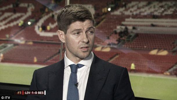 Opinion: Should Steven Gerrard have slammed Balotelli on television?